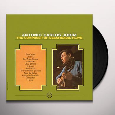 Antonio Carlos Jobim COMPOSER OF DESAFINADO Vinyl Record