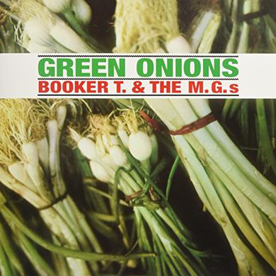 Booker T & Mg'S GREEN ONIONS Vinyl Record