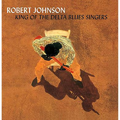 Robert Johnson KING OF THE DELTA BLUES VOL 1 & 2 Vinyl Record