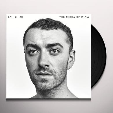 Sam Smith THRILL OF IT ALL Vinyl Record