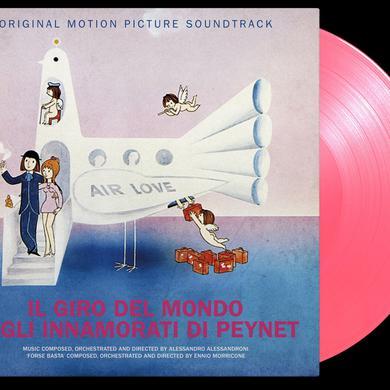 Ennio Morricone IL GIRO DEL MONDO / O.S.T. Vinyl Record
