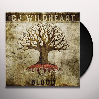Cj Wildheart BLOOD Vinyl Record