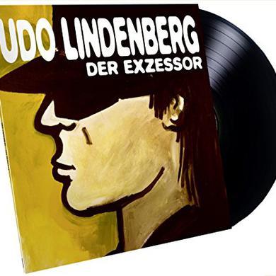 Udo Lindenberg DER EXZESSOR Vinyl Record
