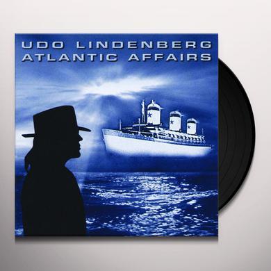 Udo Lindenberg ATLANTIC AFFAIRS Vinyl Record