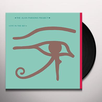 Alan Project Parsons EYE IN THE SKY Vinyl Record