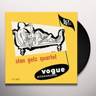 STAN GETZ QUARTET Vinyl Record