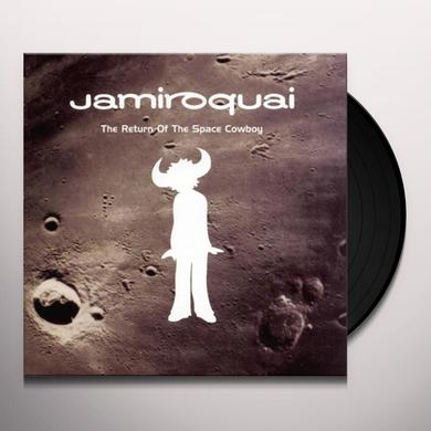 Jamiroquai RETURN OF THE SPACE COWBOY Vinyl Record