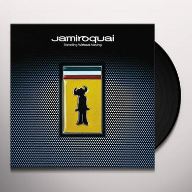 Jamiroquai TRAVELLING WITHOUT MOVING Vinyl Record