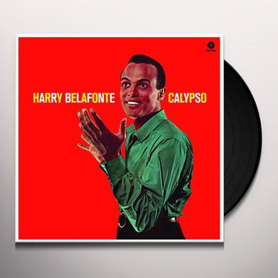 Harry Belafonte CALYPSO + 1 BONUS TRACK (BONUS TRACK) Vinyl Record - Limited Edition, 180 Gram Pressing