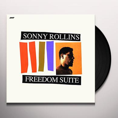 Sonny Rollins FREEDOM SUITE + 1 BONUS TRACK Vinyl Record