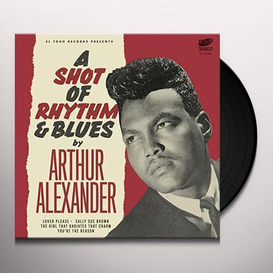 Arthur Alexander SHOT OF RHYTHM & BLUES Vinyl Record