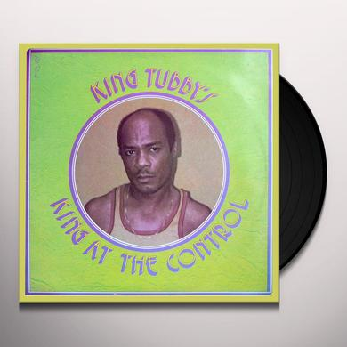 King Tubby KING AT THE CONTROL Vinyl Record