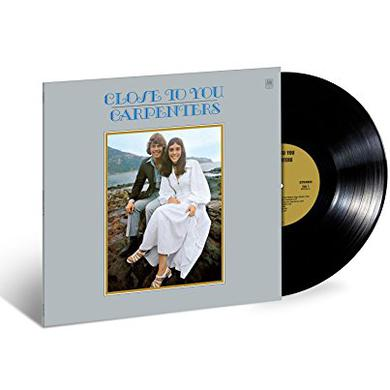 Carpenters CLOSE TO YOU Vinyl Record