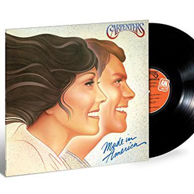Carpenters MADE IN AMERICA Vinyl Record