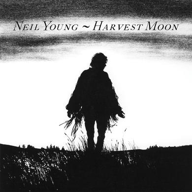 Neil Young HARVEST MOON Vinyl Record