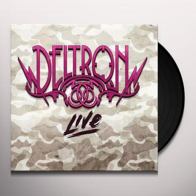 DELTRON 3030 LIVE Vinyl Record
