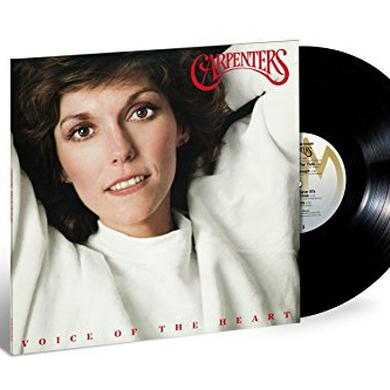 Carpenters VOICE OF THE HEART Vinyl Record