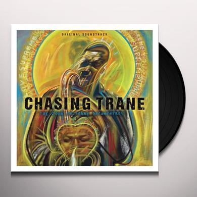 John Coltrane CHASING TRANE / O.S.T. Vinyl Record