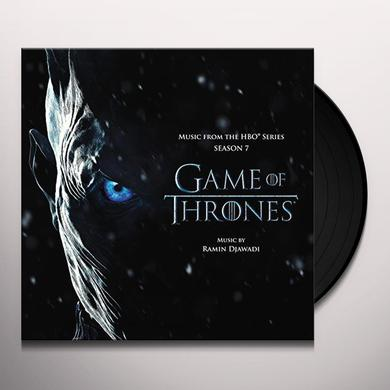 RAMIN DJAWADI GAME OF THRONES SEASON 7 - TV O.S.T. Vinyl Record