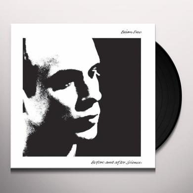 Brian Eno BEFORE & AFTER SCIENCE Vinyl Record