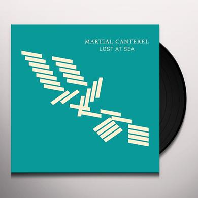 Martial Canterel LOST AT SEA Vinyl Record