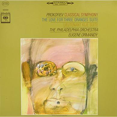 Eugene Ormandy PROKOFIEV - CLASSICAL SYMPHONY Vinyl Record
