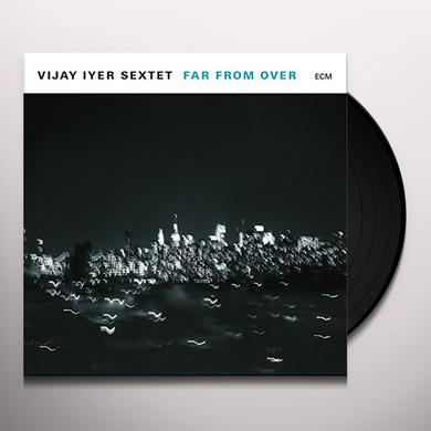 Vijay Iyer FAR FROM OVER Vinyl Record