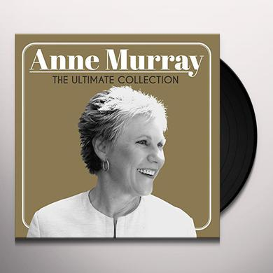 Anne Murray ULTIMATE COLLECTION Vinyl Record