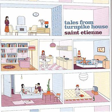 Saint Etienne TALES FROM TURNPIKE HOUSE: DELUXE EDITION Vinyl Record