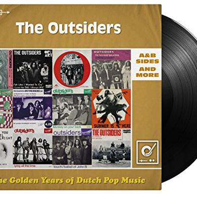 Outsiders GOLDEN YEARS OF DUTCH POP MUSIC: A&B SIDES Vinyl Record