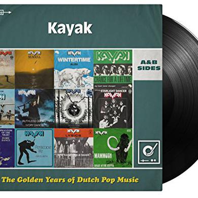 Kayak GOLDEN YEARS OF DUTCH POP MUSIC: A&B SIDES Vinyl Record