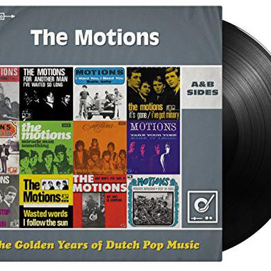 Motions GOLDEN YEARS OF DUTCH POP MUSIC: A&B SIDES Vinyl Record