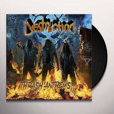 Destruction THRASH ANTHEMS II Vinyl Record