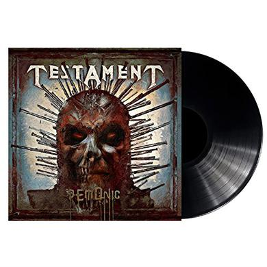 Testament DEMONIC Vinyl Record