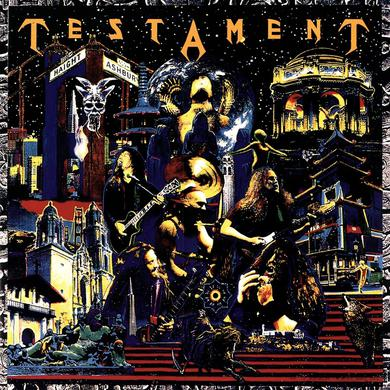 Testament LIVE AT THE FILLMORE Vinyl Record