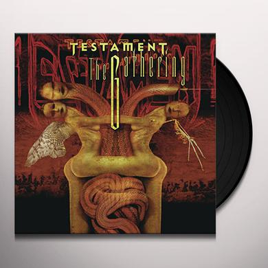 Testament GATHERING Vinyl Record