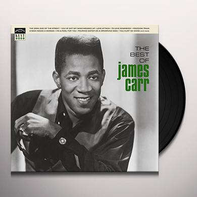James Carr BEST OF Vinyl Record