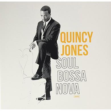 Quincy Jones SOUL BOSSA NOVA Vinyl Record