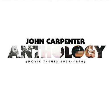 John Carpenter ANTHOLOGY: MOVIE THEMES 1974-1998 Vinyl Record