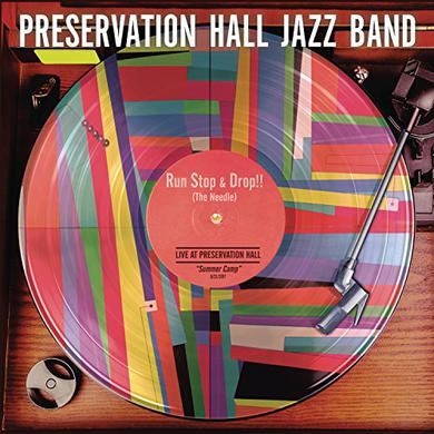Preservation Hall Jazz Band RUN STOP & DROP THE NEEDLE Vinyl Record