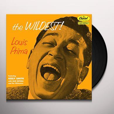 Louis Prima WILDEST Vinyl Record
