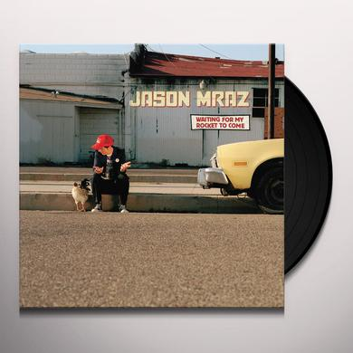 Jason Mraz WAITING FOR MY ROCKET TO COME Vinyl Record