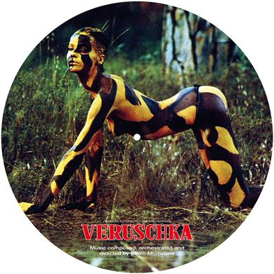 Ennio Morricone VERUSCHKA - O.S.T. Vinyl Record