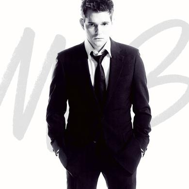 Michael Buble IT'S TIME Vinyl Record