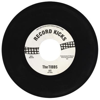 TIBBS LIES / INSTRUMENTAL Vinyl Record