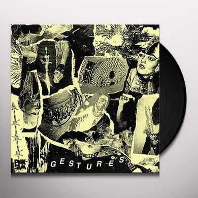Gestures BAD TASTE Vinyl Record