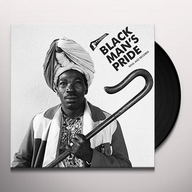 Soul Jazz Records Presents STUDIO ONE BLACK MAN'S PRIDE Vinyl Record