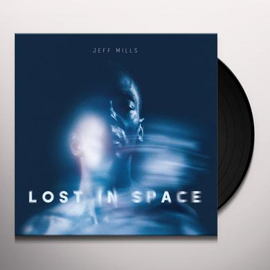 Jeff Mills LOST IN SPACE Vinyl Record