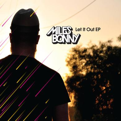 Miles Bonny LET IT OUT Vinyl Record