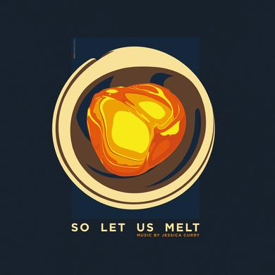 Jessica Curry SO LET US MELT / O.S.T. Vinyl Record